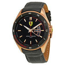 Ferrari Gran Premio Black Dial Mens Sports Watch 830185