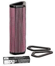 K&N AIR FILTER FOR DUCATI 1098 1198 848 STREETFIGHTER 2007-2014 DU-1007