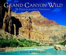 Grand Canyon Wild: A Photographic Journey-ExLibrary