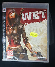 WET Sony PlayStation 3 2009 -PAL-