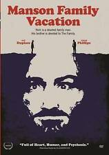 """Manson Family Vacation (DVD, 2016) """"Unexpected and Charming."""", Comedy, VERY GOOD"""