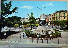 Altamura monumento ai Caduti 10x15 viagg. anni 60 Bari