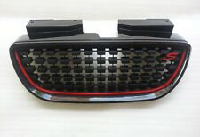 Front Tuning Sports Grille PAINTED 9A Steal Gray For 07-10 Hyundai Elantra HD