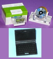 LEGO Custom CD DVD Blue-ray Player Laptop Clock Radio Disk Drive Memory