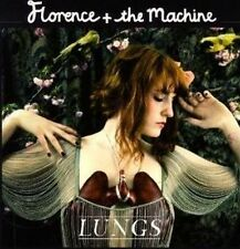 FLORENCE AND THE MACHINE - LUNGS (GATEFOLD) - VINYL