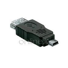 Adaptador USB 2 .0 Hembra a Mini USB Macho a1759