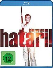 Hatari - John Wayne - Hardy Krüger -  Blu-ray Disc - OVP - NEU