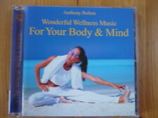 Anthony Bolten - For Your Body & Mind