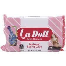 Activa La Doll Natural Stone Clay 1.1 Pound - 414044