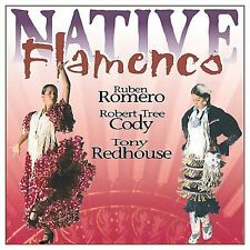 Cody/Romero-Native Flamenco  CD NEW