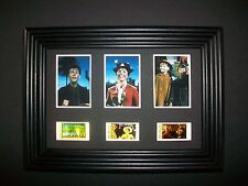 MARY POPPINS Framed Trio Movie Film Cell Memorabilia - Compliments dvd poster