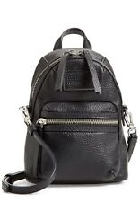 Marc by Marc Jacobs Leather Domo Crossbody Bag, Black. New. Great Deal!