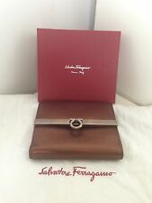 Authentic salvatore ferragamo wallet BNWT