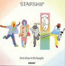 Knee Deep in the Hoopla by Starship (CD, Oct-1985, RCA) Grunt Made In Japan