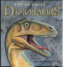 Pop up Facts: Dinosaurs - Kim Thompson