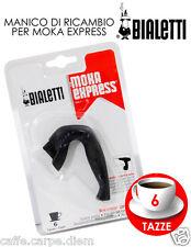 Bialetti Ricambi 1 manico per moka 6 tazze handle Griff für Mokka coffee