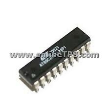 2 Pc Original ATMEL AT89C2051 Microcontroller for Electronics Project,Circuits
