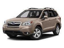 Subaru: Forester 2.5i Limited