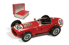 IXO SF09/59 Ferrari Dino 246 #50 Monaco GP 1959 - Tony Brooks 1/43 Scale