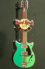 HRC Hard Rock Cafe Berlin Green Fantasy Guitar Series 2003 LE500