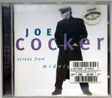 Joe Cocker   across from midnight     CD Album    TOP