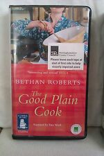 The Good Plain Cook by Bethan Roberts: Unabridged Cassette Audiobook (TT1)