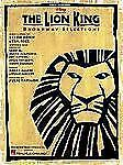 The Lion King - Broadway Selections-ExLibrary