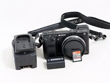 Sony a (alpha) NEX-7 24.3 MP Digital Camera Body ONLY 3K SHUTTER COUNT