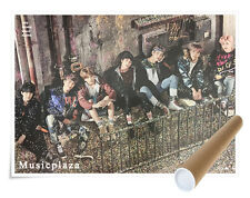 BANGTAN BOYS / BTS YOU NEVER WALK ALONE [ RIGHT VER. ]  POSTER ONLY US SELLER