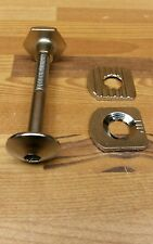 NOS - Softride Bike Bicycle Beam Mounting Bolt, Nut & Frame Washers - New