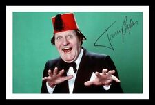 TOMMY COOPER AUTOGRAPHED SIGNED & FRAMED PP POSTER PHOTO