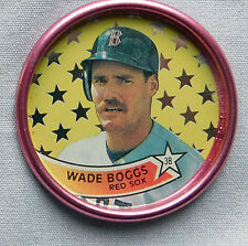 1989 Wade Boggs Red Sox Baseball Coin