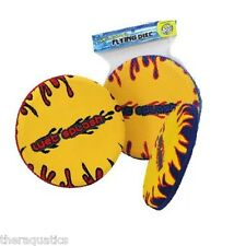 "WET SPLASH FLYING DISC 9"" Beach Pool Party Frisbee Ultimate All Ages Game WSFD-9"