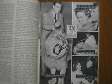 1958 TV Guide(BOB BARKER/JAYNE MEADOWS/TOMMY  NOLAN/JUDI  MEREDITH/THE  LINEUP)