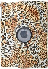 360 Rotating Leather Case Smart Cover Skin For Apple IPad 2/3/4 air1 2 Mini Pro