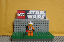 "STAR WARS  LEGO LOT MINIFIGURE--MINI FIG ""  DAK  RALTER--X-WING PILOT  4500   """
