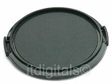 67mm Snap-on Front Lens Cap Cover Fits Filter Hood Dust Safety Glass Cover 62 mm