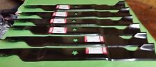 "SIX(6) NEW 46"" LAWN MOWER BLADES 405380 195-070"