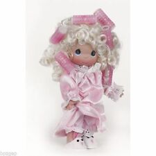 "Precious Moments Don't Hate Me Because I'm Beautiful Blonde 9"" Doll #3505"