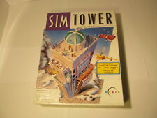 Sim Tower The Vertical Empire - Used  CD-Rom Software Game for PC
