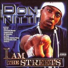 NEW - I Am the Streets by Don Nitti