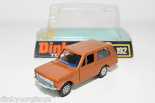 DINKY TOYS 192 RANGE ROVER METALLIC BRONZE VERY NEAR MINT BOXED