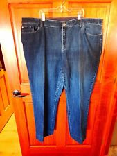 CJ BANKS  STRETCH JEANS ,SIZE 24 W  ,NICE