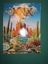 SUPER BOWL XXX-30 GAME PROGRAM-DALLAS COWBOYS VS. PITTSBURGH STEELERS