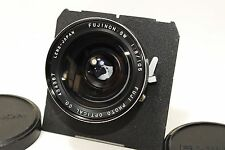 Excellent++ Fujifilm Fujinon SW 105mm F/8 Lens From Japan #1151