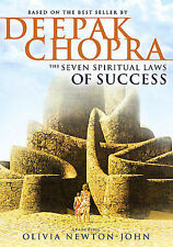 The Deepak Chopra: Seven Laws of Spiritual Success (DVD, 2007)