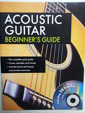 ACOUSITC GUITAR Beginners Guide incl. CD
