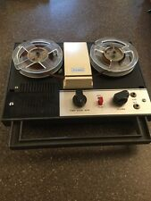 juliette mini reel to reel tape recorder made in japan all transistor