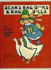 DEAN'S RAG BOOKS AND RAG DOLLS - NEW HARDCOVER BOOK