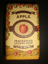 New Castelbel Made in Portugal 10.5oz Fragranced Luxury Bath Bar Soap Apple